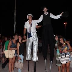 trampoliere-matrimonio-artisti-di-strada-puglia